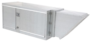 Low CFM Direct Fired Heater