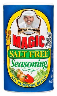 Salt Free Magic Seasoning Blend 5.0 oz.