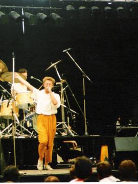 Ciney festival - July 1986