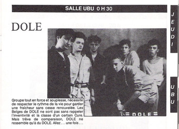 DOLE at the Transmusicales festival