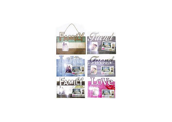 Quadro mdf decorativo  - Porta Fotos