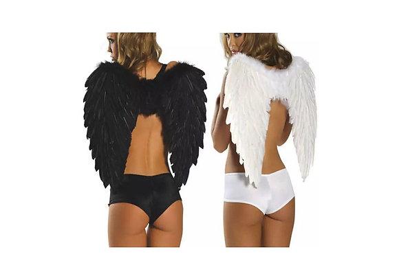 Asa de anjo para festa  ( HF67803 / HF76804 )