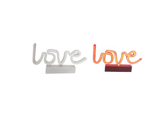 ENF. DECO. DE NEON LOVE  (HD76087)
