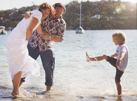 What to expect at a Beach Photo Session