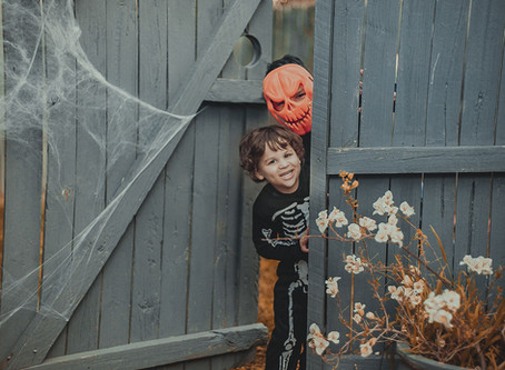 Halloween Mini Sessions 2020