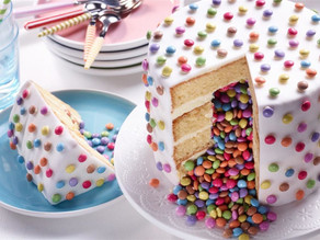 Really Easy Smarties Cake Ideas