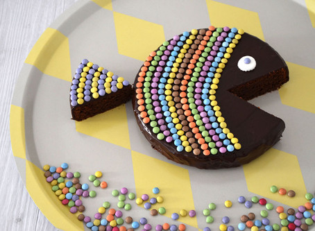 Really Easy Smarties Cake Ideas