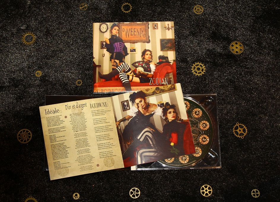 Zodiak CD
