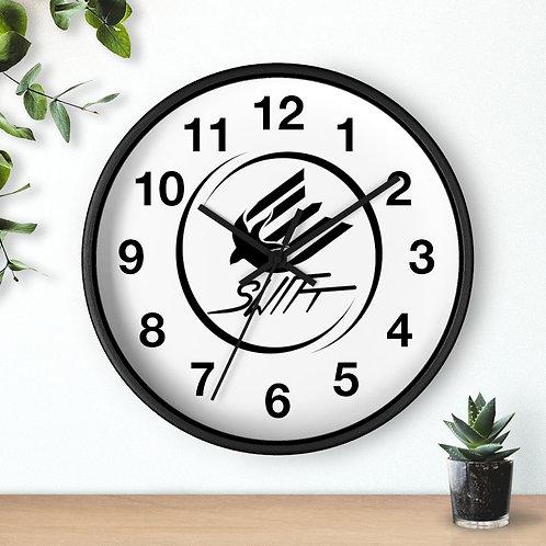Swift Wall clock