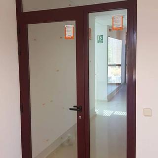Puerta Interior Ral 3005