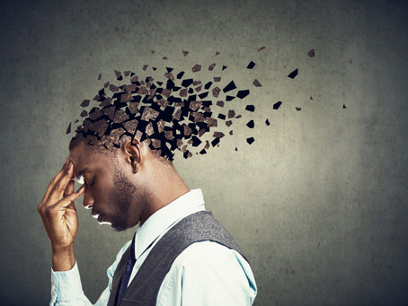 Mental Health Issues and The Black Man