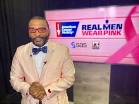 Breast Cancer Awareness: Real Men Wear Pink