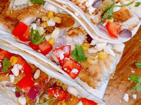 Taco Tuesday: Fish Tacos Delight