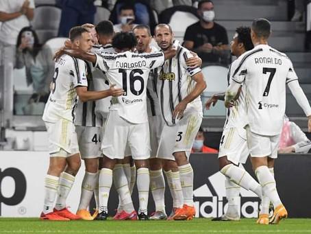 Juventus – Sampdoria 3-0:  Buona la prima per gli uomini di mister Pirlo