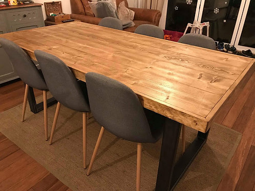 LANG (EDGED) DINING TABLE