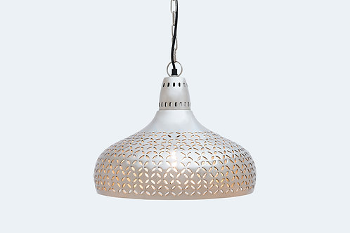 ATLANTA PENDANT LAMP SHADE-CHROME