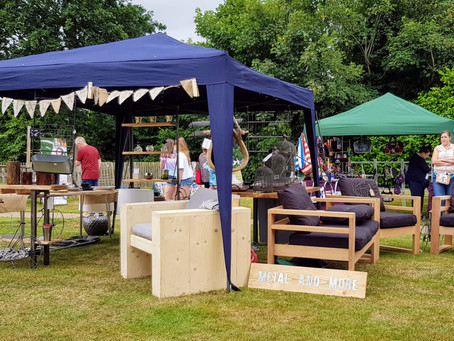 Metal and More at St Andrews School Summer Fair