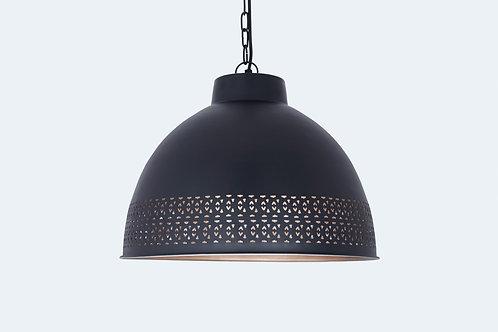 DAYTONA PENDANT LAMP - BLACK/GOLD