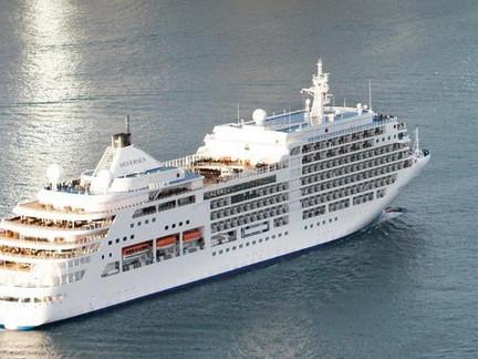 SHIP SHAPE - Silversea Silver Muse