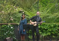 Acoustic Duo Lyrebird Falls