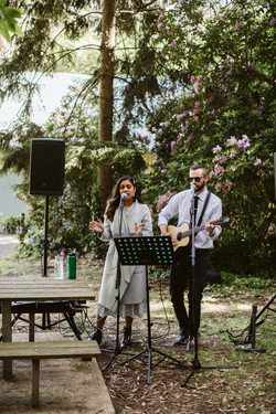 Ferny Creek Wedding Duo