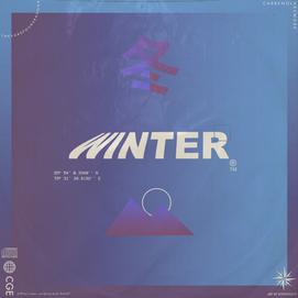 'Winter' Single Cover