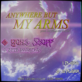 'Anywhere But My Arms' Cover
