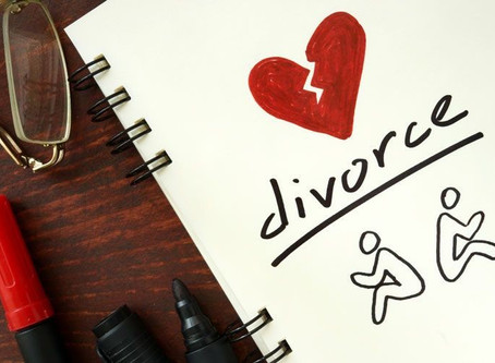Everything You Need To Get Organized During And After A Divorce