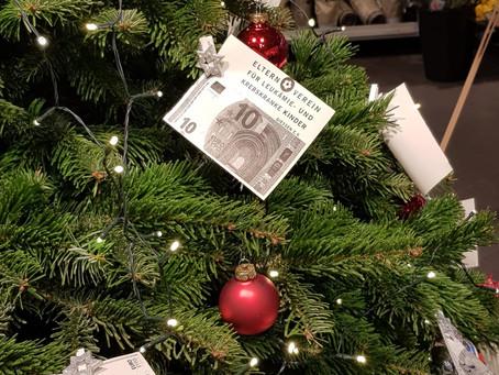 Tannenbaum zu Gunsten des Elternvereins