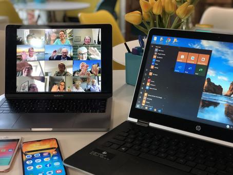 Onlinekurse besuchen leicht gemacht - Telefonische Einzelhilfen für Zoom