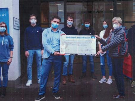 Stadtschülerrat Gießen: Nikolausaktion