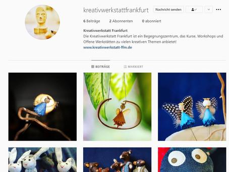 Kreativwerkstatt auf Instagram