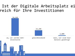 Umfrage zum Digital Workplace