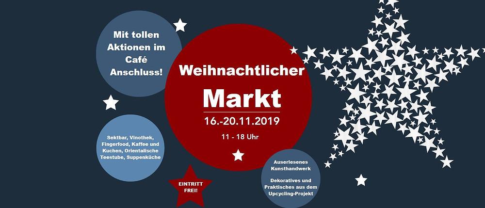Weihnachtlicher Markt 16.-20. November