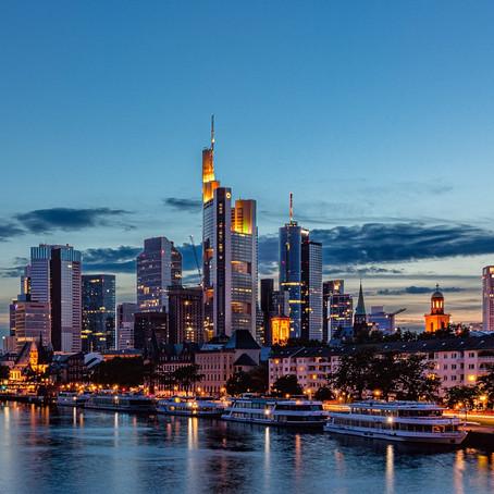 Ereigniskalender bei Bank in Frankfurt
