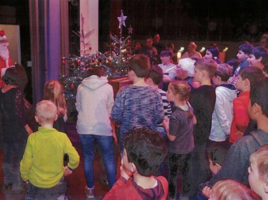 Krebskranke Kinder Gießen Weihnachtszauber