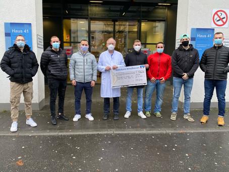 Casa Freundeskreis: Über 5000€ Spendengelder