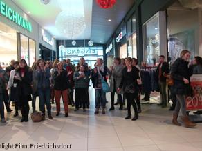 Flashmob im Taunus Carré