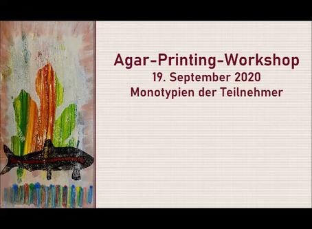 Agar-Printing Workshop