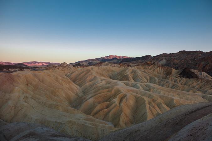 Death Valley - California USA. Canon 5D Mlll. 2016.