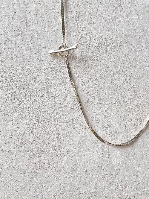 Silver Lightning Chain