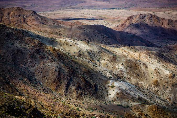 Fish River Canyon - Namibia. Canon 5D Mlll. 2016.