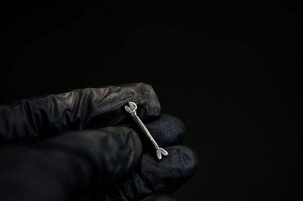 Silver bone.