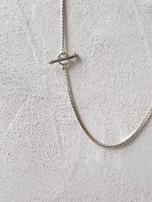 Silver Ripple Chain