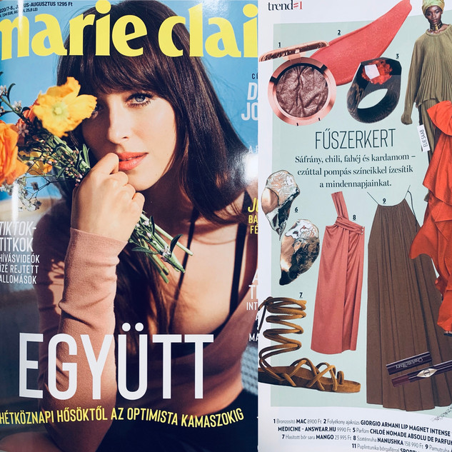 Marie Claire Online