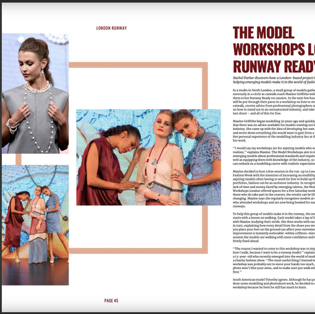 LONDON RUNWAY MAGAZIN
