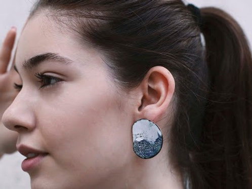 STONE BREATH Earrings