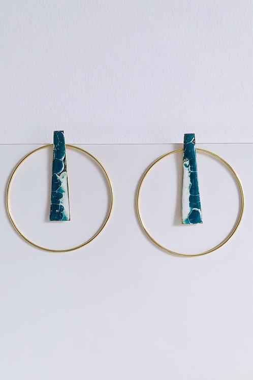 PIRAMID earring