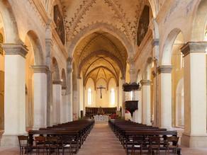 La chiesa di Santa Maria di Castello di Alessandria