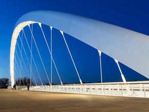Il Ponte Meier della citta di Alessandria